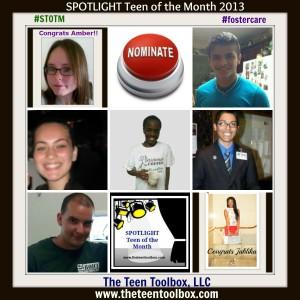 SPOTLIGHTTeen of the Month 2013